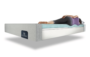 serta memory foam mattress