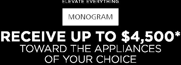 ge monogram kitchen