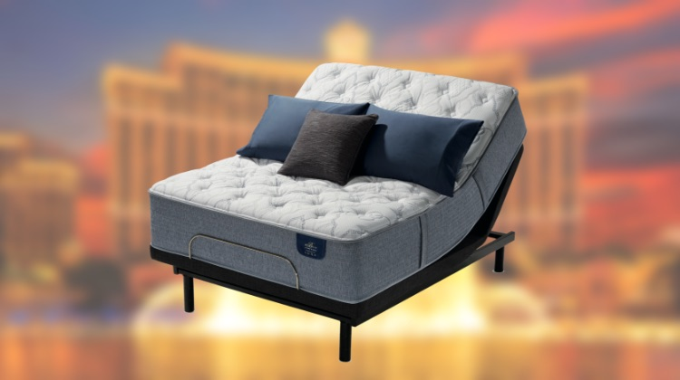 serta bellagio mattresses on sale